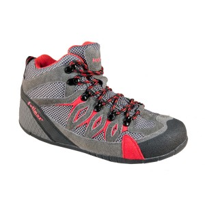 Uura gray Waterproof Mid-height hiking boot