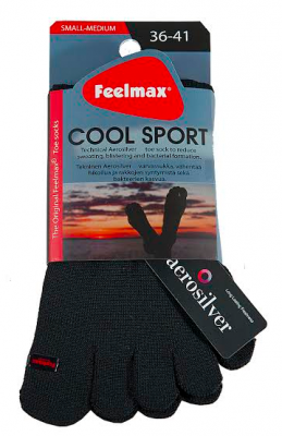 Coolsport Heel Black