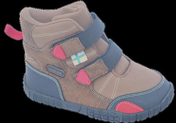 Naapa Brown winter boot 22-35 2nd Grade