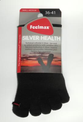 Silver Health Heel