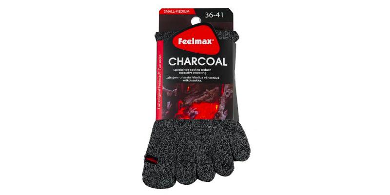 Charcoal Heel Gray