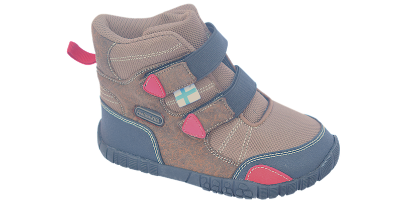 Naapa Brown winter boot 22-35 2nd Grade