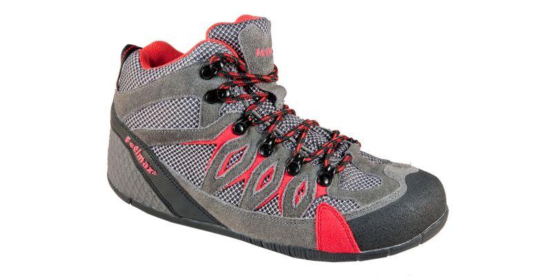Uura gray Waterproof Mid-height hiking boot 2nd Grade